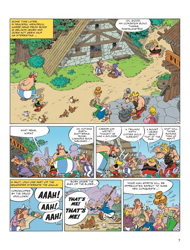 Asterix Papirus Pdf