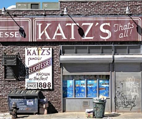Katz's Deli model