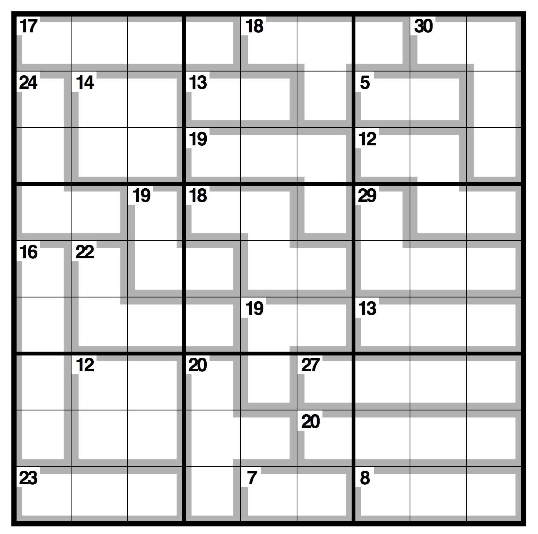 Killer Sudoku