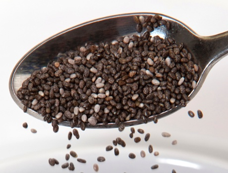 Chia seeds: no evidence of weight loss benefit