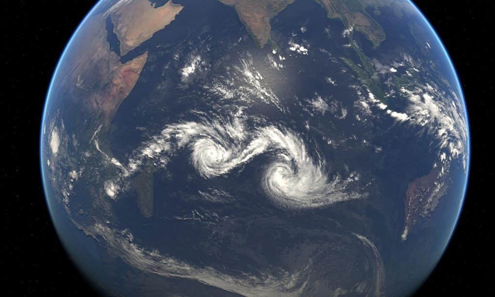 flat earth nasa satellite - photo #4