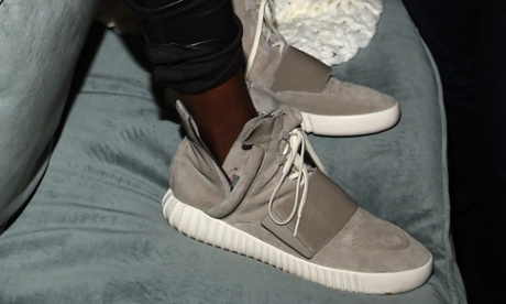 Kanye West's Adidas Yeezy 750 Boost trainers