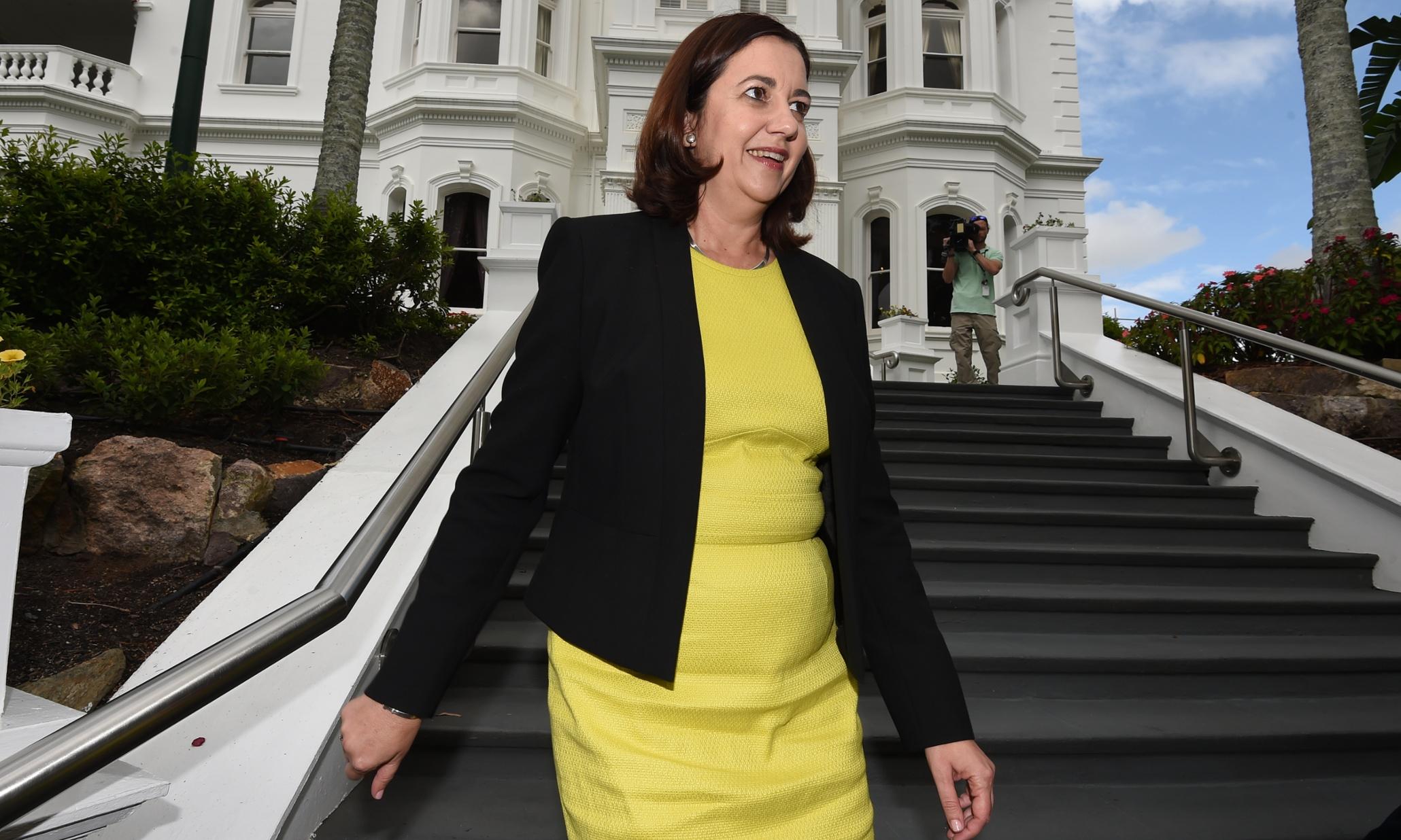 Palaszczuk: minority government not a broken Queensland ...