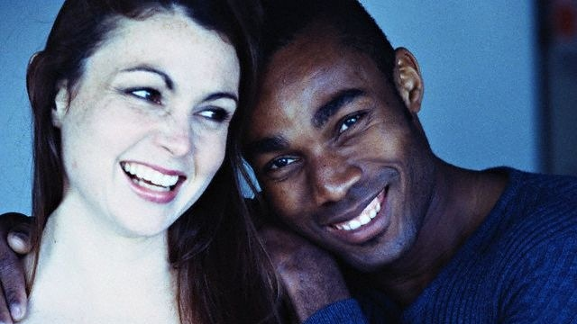 Interracial dating on the rise