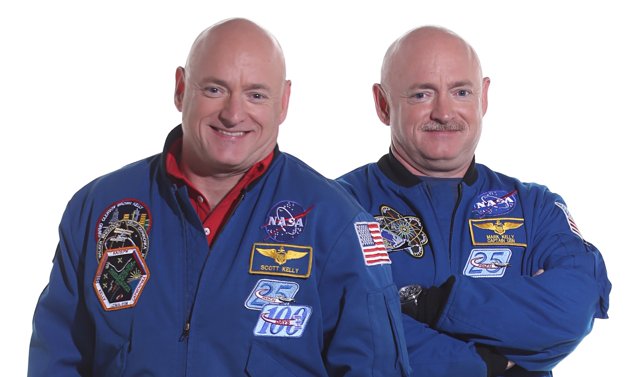 Nasa twins to embark on year-long space experiment ...