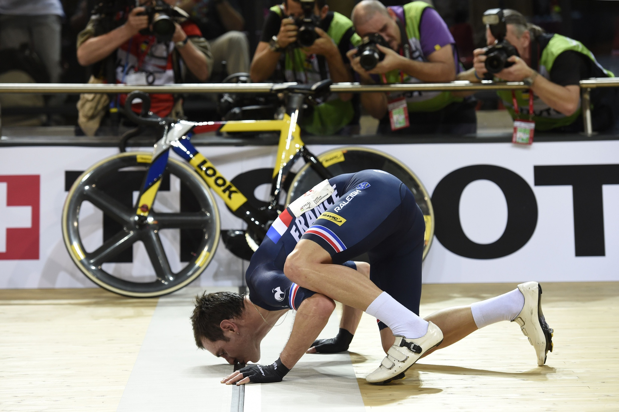 Track Cycling World Championships 2015
