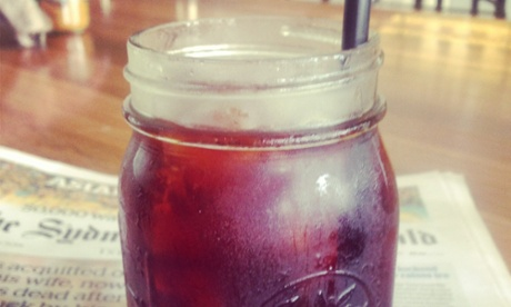 Cold brew at Surry Hills's Paramount.
