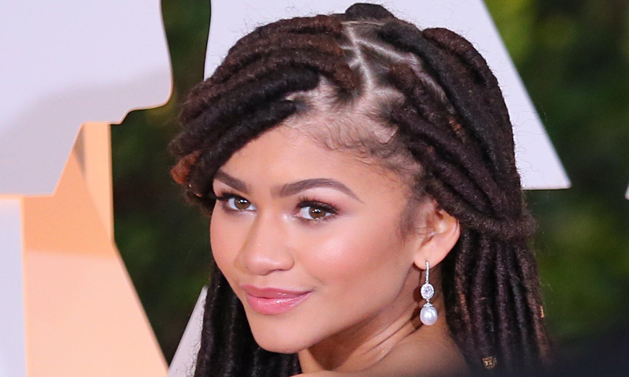 Zendaya Hairstyles Braids: How Long Do Yarn Dreads Last