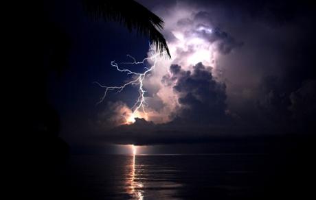 Catatumbo lightning, Venezuela