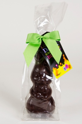 Free-from Easter chocolate bunny