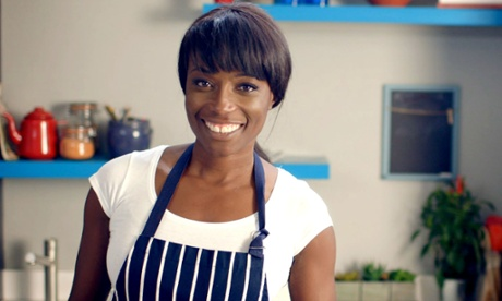 Lorraine Pascale: How to be a Better Cook.
