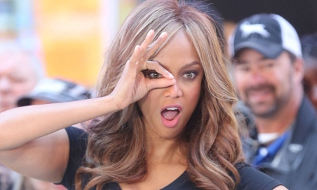 Tyra Banks on 'Good Morning America'.