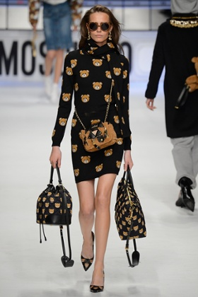 Moschino, Milan fashion week, AW15