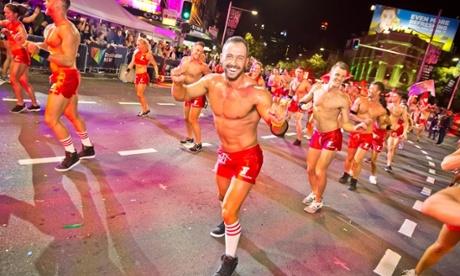 Mardi Gras 2014 Sydney