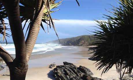 Kings Beach, northern NSW.