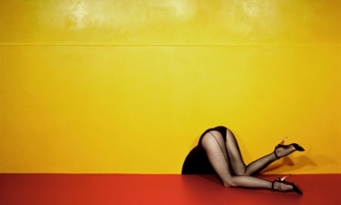 Charles Jourdan, Spring 1979 - by Guy Bourdin