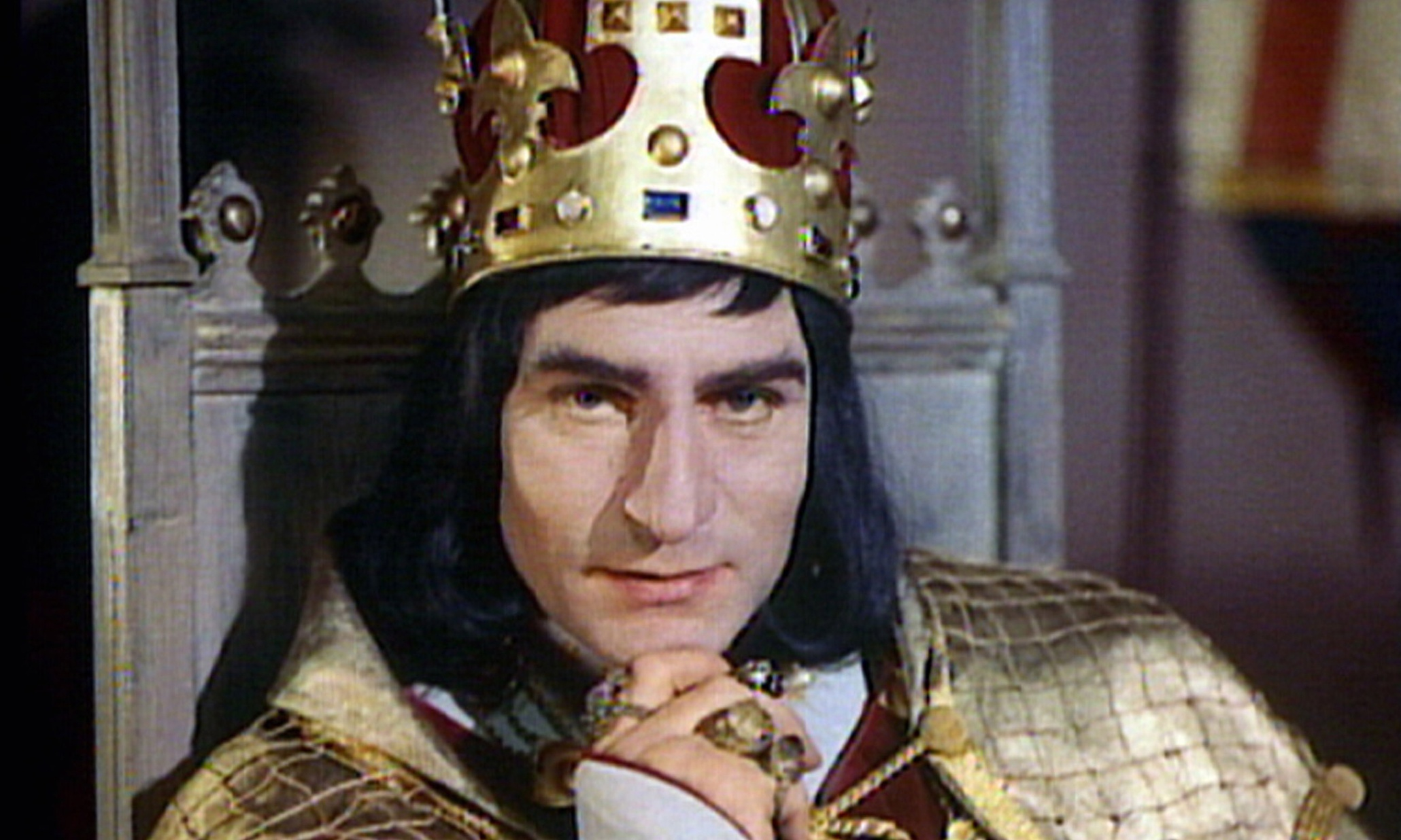 House Design Games On Facebook Richard Iii Laurence Olivier S Melodramatic Baddie Is