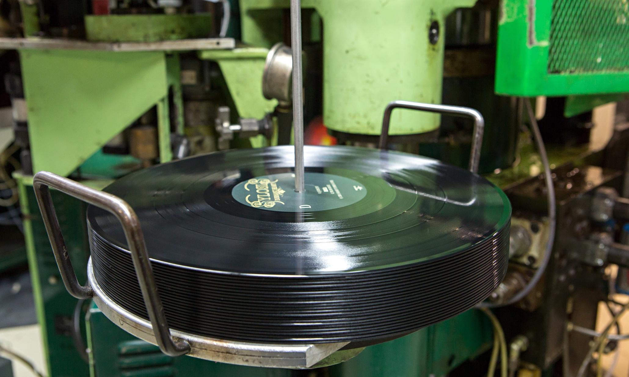 Vinyl Revival Is It Back For Good Bob Stanley