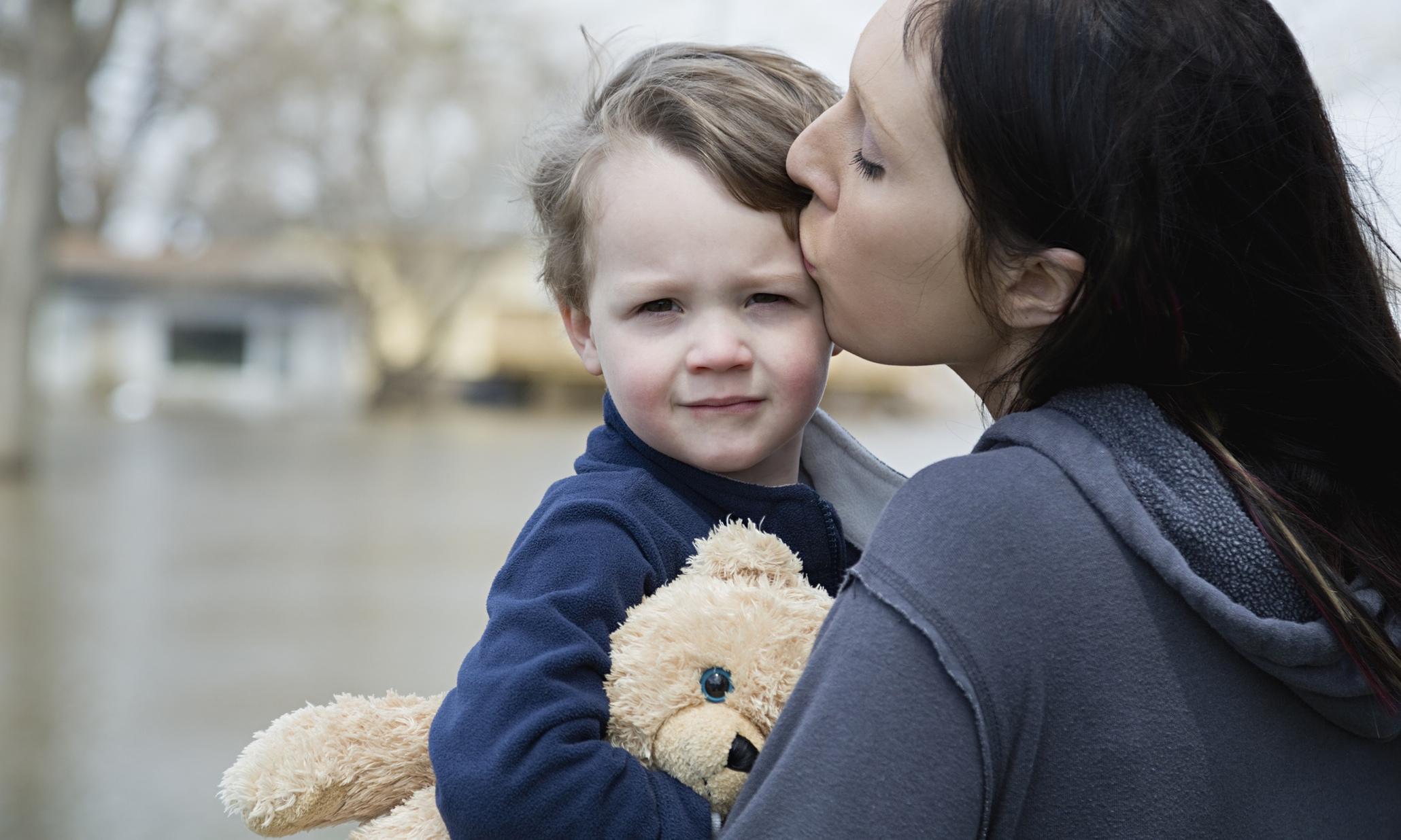 Single parent struggles essay