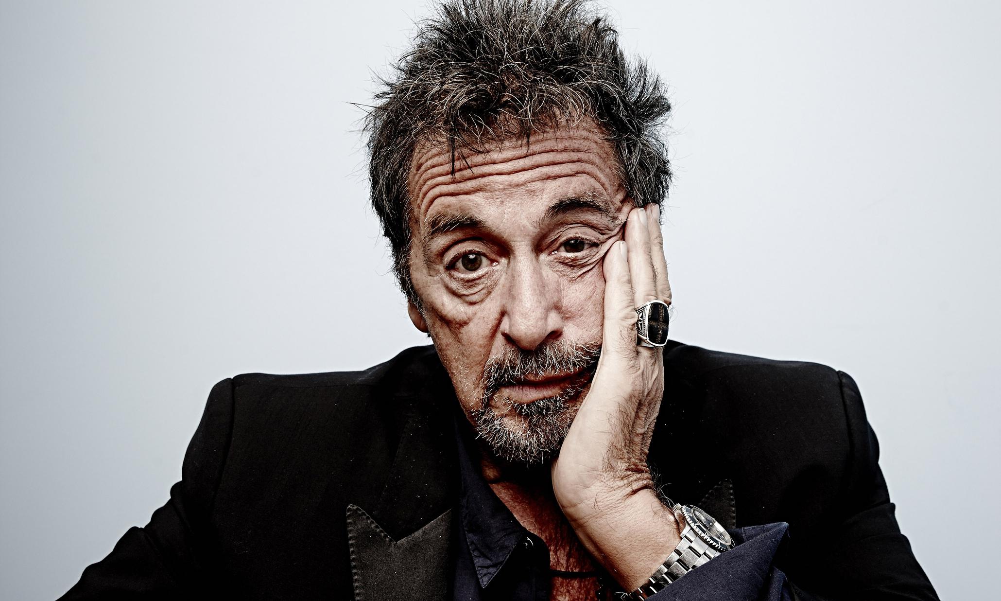 Al Pacino  It s never ...