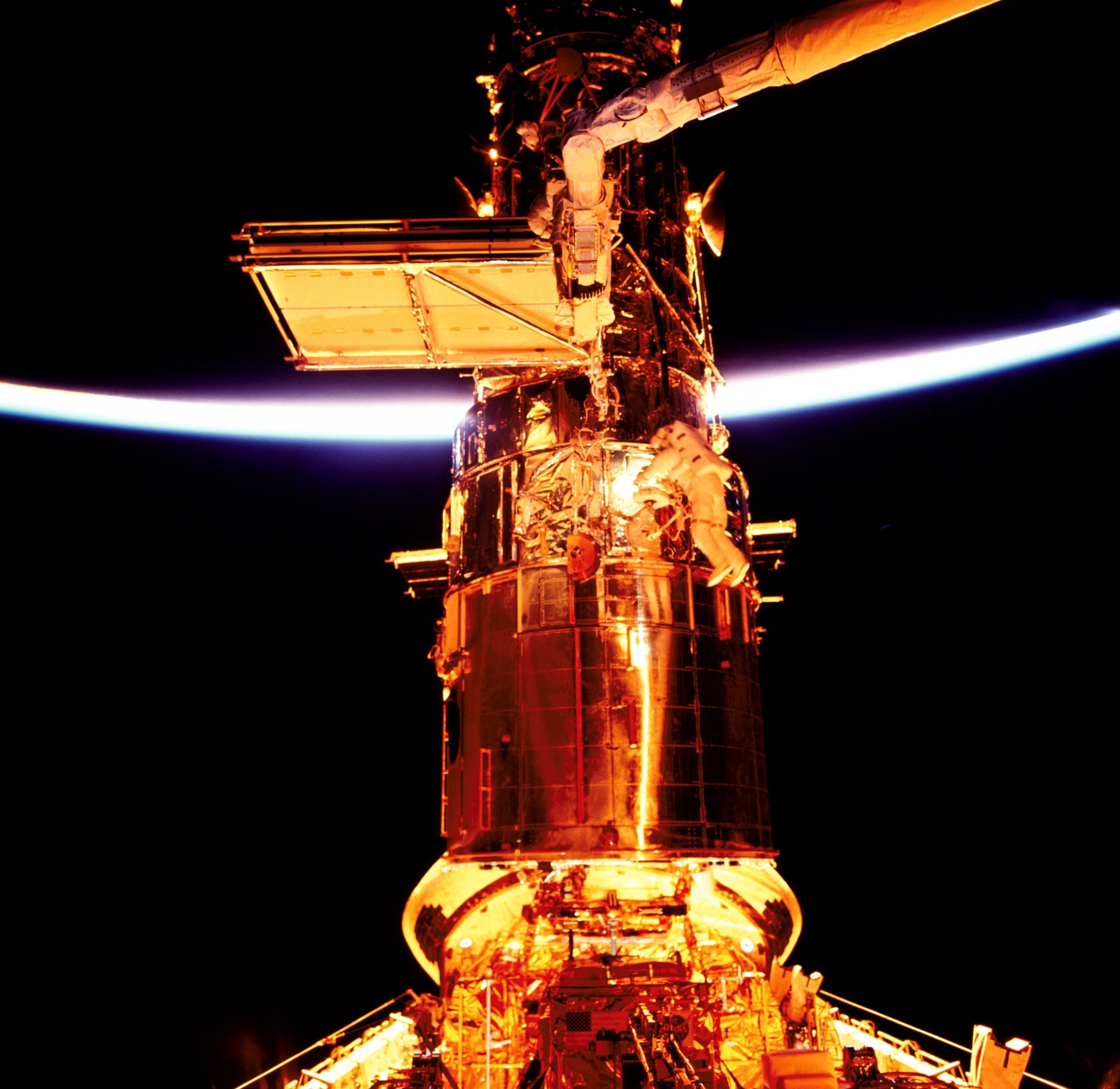 Hubble at 25: the space telescope's timeline - in pictures ...