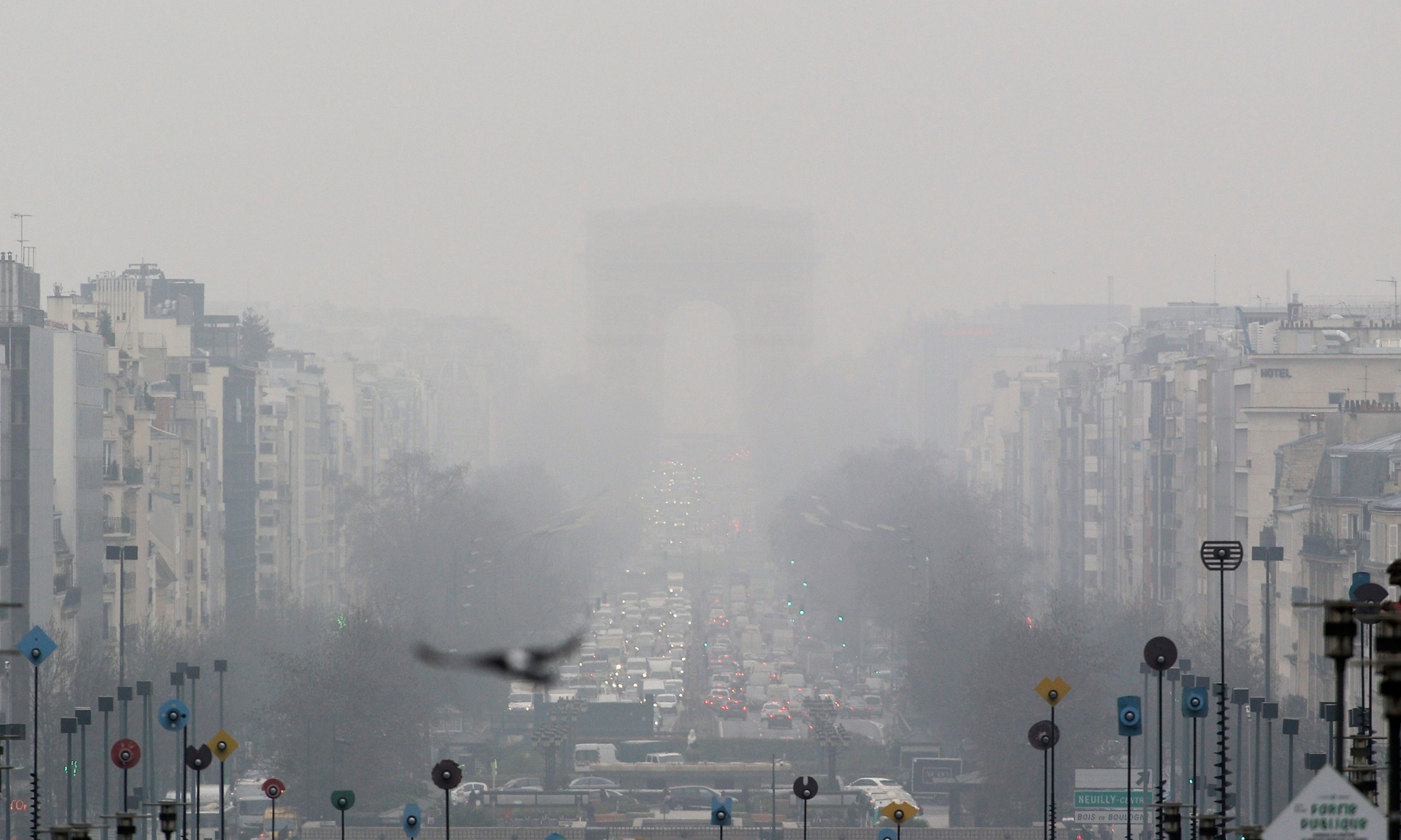 Epa Stands For >> Air pollution costs Europe $1.6tn a year in early deaths ...