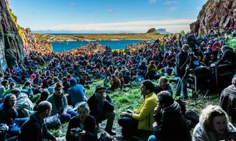 Trænafestivalen, Norway
