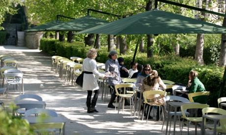 Le Café du Musée Rodin