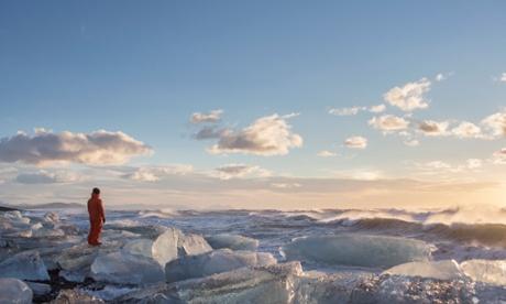 Skaftafell National Park, Jokulsarlon Glacier Lagoon, Iceland.