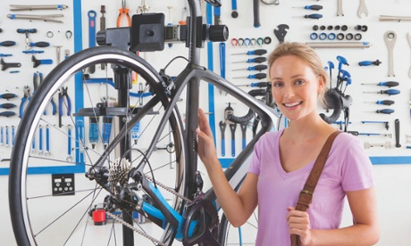 Know your gear: get to grips with your ride.