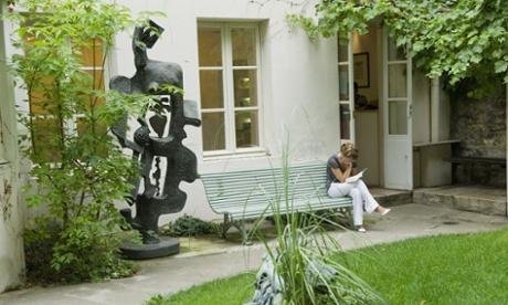 France, Paris, 6th arrondissement, garden of Zadkine Museum6th ArrondissementArrondissementAuteursCapital CityDaniel ThierryEuropeFranceGeographyMuseumOssip ZadkineOutdoorsParisParis-ile-de-francePrivate GardenProper NounsSculptureUrban SceneHORIZONTAL