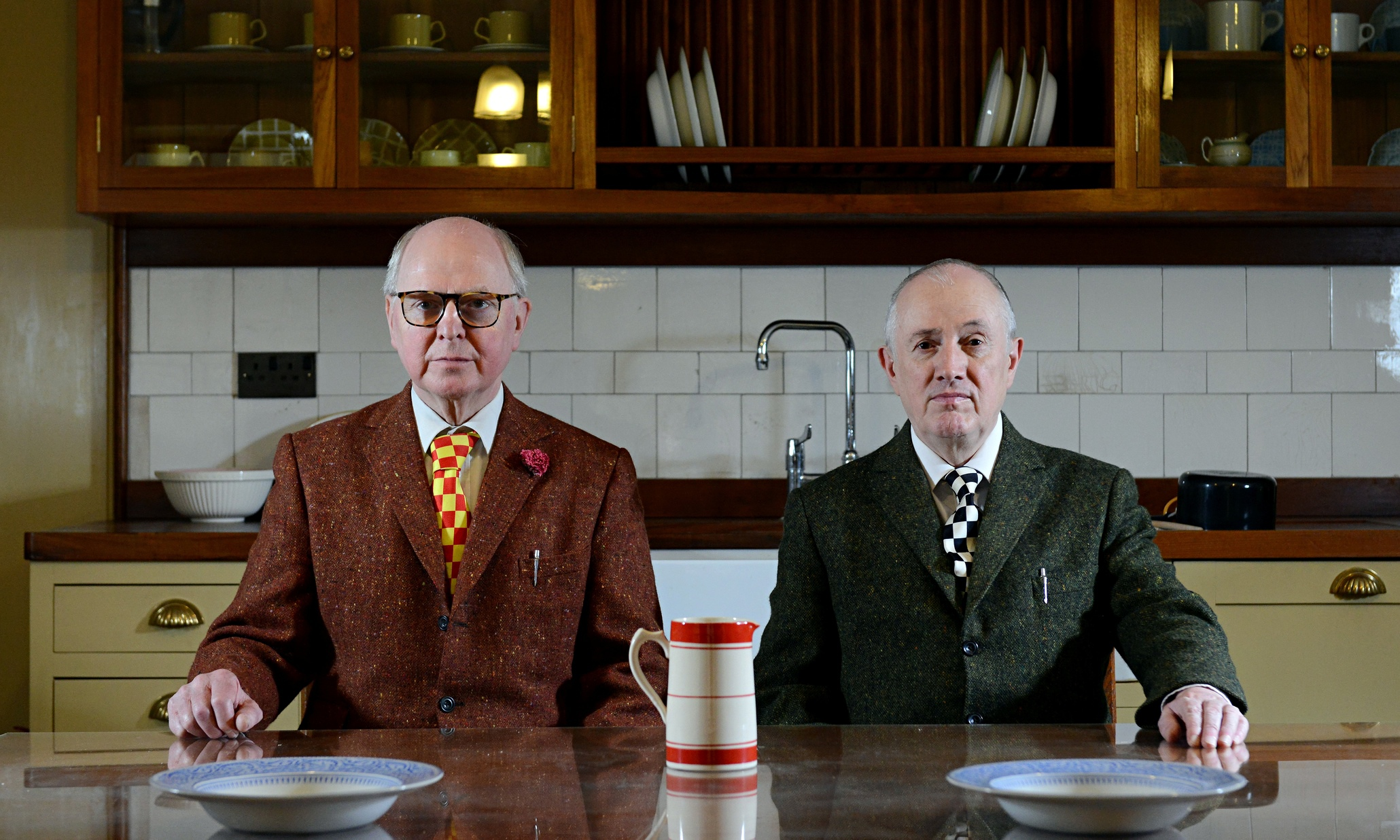 Gilbert And George: At Home With Gilbert & George: 'It Has To Be Immaculate