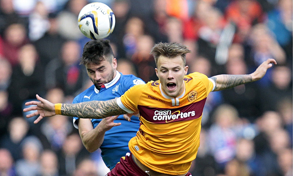 motherwell vs rangers - photo #21