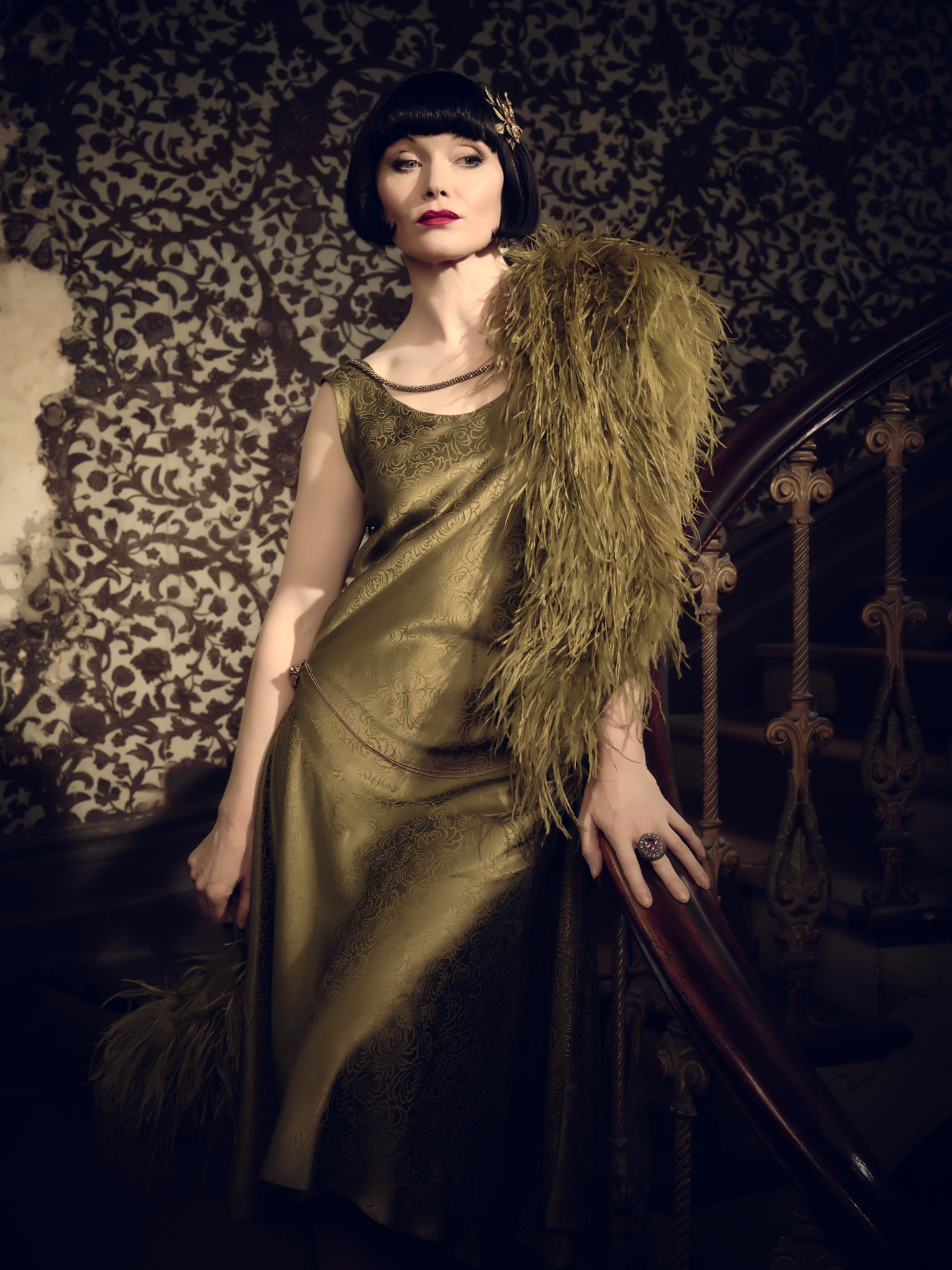 Game, Set And Murder: Miss Fisher's Finest 1920s Fashion