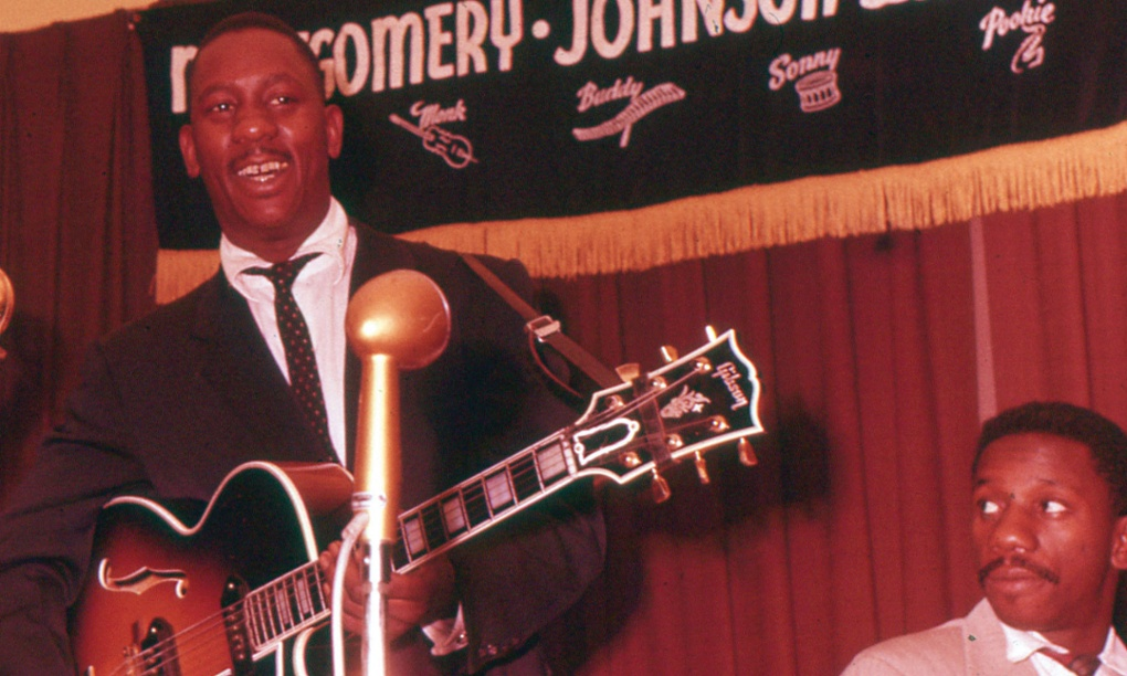 wes montgomery in the beginning review early works by jazz guitar great music the guardian. Black Bedroom Furniture Sets. Home Design Ideas
