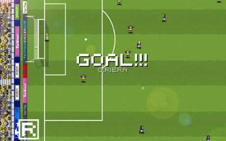 Tiki Taka Soccer for Android.