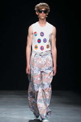 Topman Design, London Collections: Men, Spring/Summer 2016.