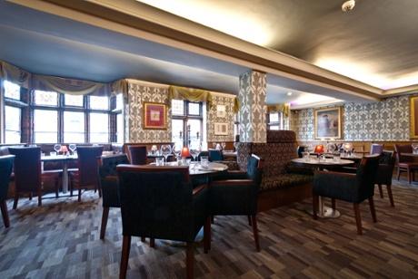 Castle Hotel restaurant