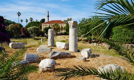 Kos, Dodecanese, Dodecanese, Kos island, Kos city, Agora