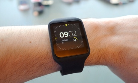 Sony Smartwatch 3 review