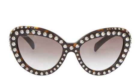 Prada sunglasses £415 from Liberty