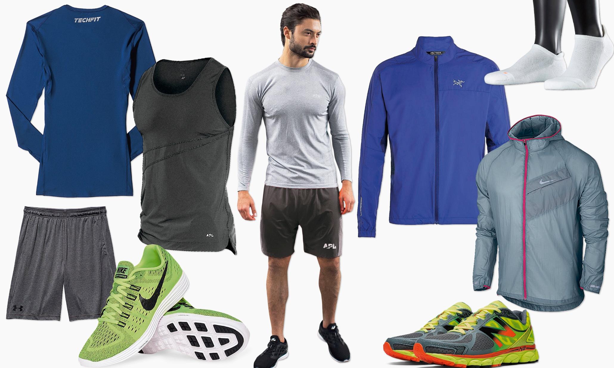 Sportswear That S Stylish And Practical Rick Edwards