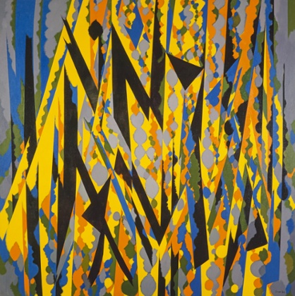 'A kaleidoscopic explosion': Broken Yellow, 1967.