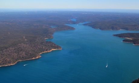 The Hawkesbury river –home to many significant Indigenous sites.