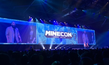 Minecon 2015: day one of the annual Minecraft conference