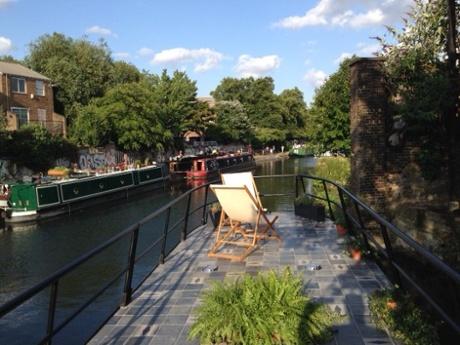 Bert's Barge