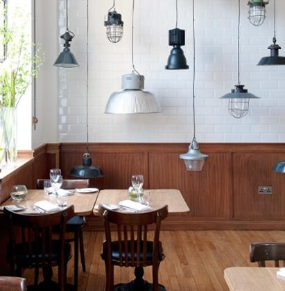 The Corner Room restaurant