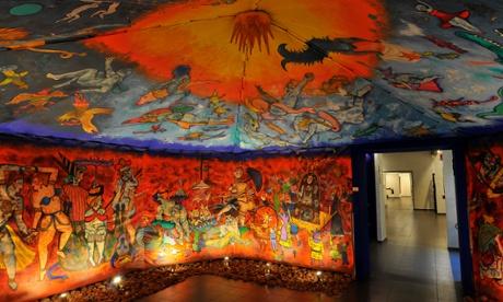 Museo del Barro in Asunción, Paraguay
