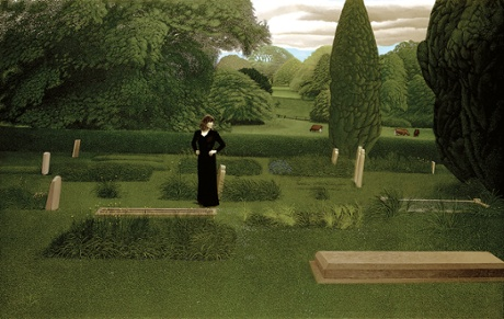 David Inshaw. Our Days Were a Joy