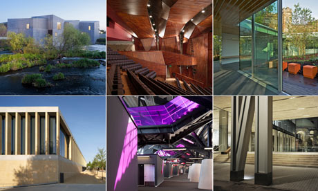 Stirling prize shortlist